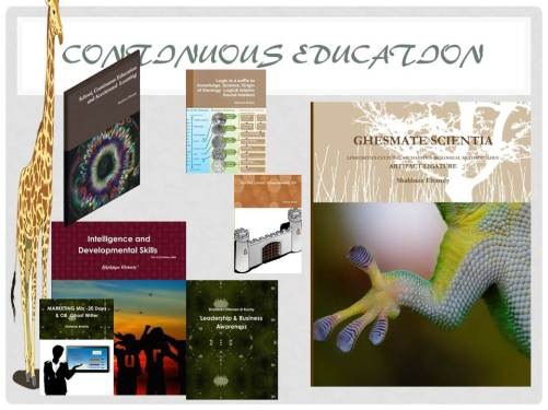Continuous Education